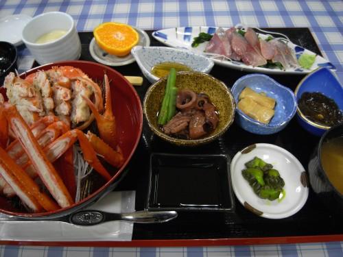 かいがん定食2000円