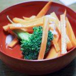 ゴーヤと鶏肉とトマトのカレー味炒め(復習)