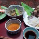 輪島の料亭料理